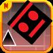 Geometry ninja dash by MTD hero game