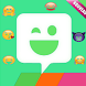 Bitmoji Avatar Emoji + GIFs by ZR.inc