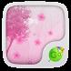 Pink Blossom GO Keyboard Theme by GOMO Dev Team