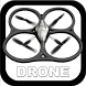 RC Drone Simulator Quadcopter by Polyester Studio
