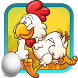 Super Crazy Chicken Runner by gameonepro