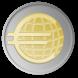 2 Euro Commemorative Coins by Davide Moro