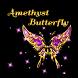 Amethyst Butterfly by themelauncherforever