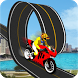 Racing Moto Bike Stunt : Impossible Track by AppsZoo