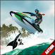 Power Boat Jet Ski Racing Simulator: Water Surfer