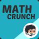 Math Crunch - Test Your Math! by ClapAndWalk