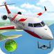 Flying Airplane Pilot Flight by Mini Art Studios