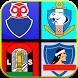 Logo Quiz Chile Futbol Chileno by Balanza Games