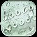 Rain Drops Keyboard Theme by Super Cool Keyboard Theme