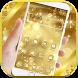 Gold Glitter Theme glitter and gold wallpaper