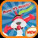 Man VS Missile - New Plane game