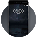 Theme for Nokia 6 - Launcher by Tube Droid