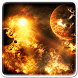Space Galaxy Live Wallpaper by Art LWP