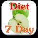 Diet Plan - Weight Loss 7 Days by Gamebaby