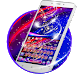 Colorful Magic Keyboard Theme by Super Cool Keyboard Theme