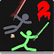 Stickman Warriors 2 Epic by Cyber Pony Games