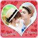 Valentine Photo Frame by Creative Studio Apps