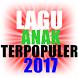 MP3 Lagu Anak Terpopuler 2017 by Hazet Corp