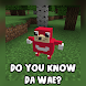 Ugandan Knuckles Skin for MCPE by CraftingMixed