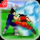 Goku : Real Saiyans Fighting by 8 Bet Game