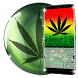 Weed Rasta Keyboard Themes by Latest and Stylish Keyboard Themes Factory