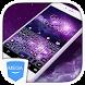 Galaxy Mega Keyboard Theme
