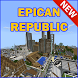 Epican Republic Minecraft City Map MCPE by Mods mcpe