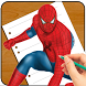 Draw Amazing Spiderman Lessons by howtodraw art