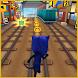 Pj Subway masks adventure runner by Baby Kids Game 2017