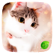 Lovely Cat Keyboard Theme by Jiubang