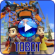 Video Tobot Bahasa Indonesia by vidio anak apps