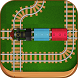 Train Track Maze - Puzzle Games by RS Game Studio