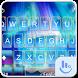 Aurora TouchPal Keyboard Theme by Fashion News