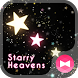 Cute Theme-Starry Heavens- by +HOME by Ateam