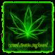 Weed Rasta Keyboard by B-P Theme Design Studio