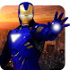 Grand Iron Superhero Flying Robot Rescue Mission by D-Koi Games