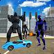 Futuristic Car robot war 2017 by Isolation Games Studio