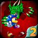 The Fusion Rayman & Sonic - Run Adventure Games by GOYA++