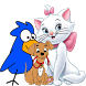 لعبة الحيوانات المرحة للأطفال