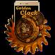 Golden Clock Live Wallpaper by Live Wallpapers Studio Theme