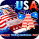 American Independence Day Theme by Theme Creativity Designer
