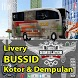 Livery Kotor Bussid by XVX Team