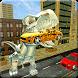 Dino Robot War Simulator by crushiz