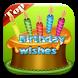 Birthday wishes by samlife