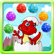 Dinosaur Bubble Shooter by Bad Chicken