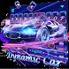 Dynamic Car Keyboard Theme by Kika Theme Lab
