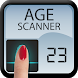 Age Scanner Fingerprint Simulator