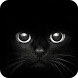 Black Cat eyes Theme CLauncher by Best theme store