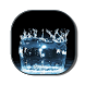 Water Drops Keyboards Bubble by live wallpaper collection