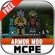ARMOR MODS FOR MCPE by Thunya HD Software